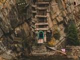 Mountain Hidden House Rescue