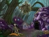 Bizarre Forest Escape