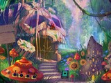 Fantasy Temple Escape