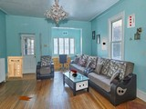 Stylish Living Room Escape