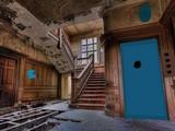 Inside Abandoned Mansion Escape