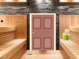 Luxury Sauna Room Escape