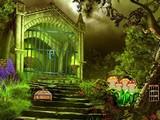 Mystic Garden Escape