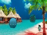Vacation Tropical Beach Escape