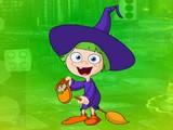 Comical Grandma Witch Escape