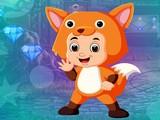 Fox Costume Girl Escape
