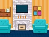 Retro Living Room Escape