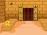Sand Temple Escape
