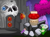 Skull Forest Escape