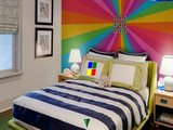 Colorful Rainbow House Escape