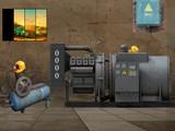 Perilous Machine Room Escape