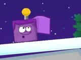 Icy Purple Head - Super Slide