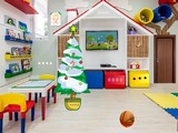 Kid's Room Christmas Escape