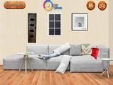 Wooden Floor Room Escape
