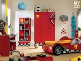 Boy's Room - Hidden Keys