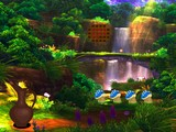 Magic Fantasy Flower Forest Escape