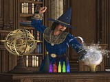 Wizard House Escape