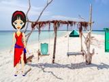 Paradise Island Kiddo Escape