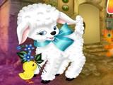 Prosaic Easter Lamb Escape
