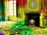 Abandoned Colory Room Escape