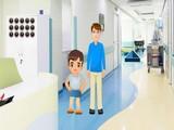Vaccinate Virus Boy