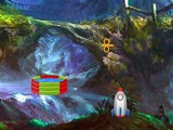 Fantasy Puppet Forest Escape