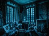Cloaked Magician Escape