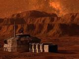 Mars Planet Escape