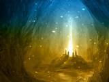 Mystical Forest Underground Escape