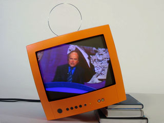 Глючный телевизор