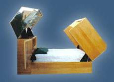 Пуленепробиваемая кровать