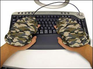 Перчатки с обогревом для офисных сотрудников