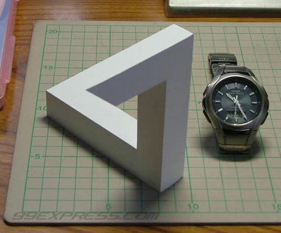 Real Time 3D Illusion