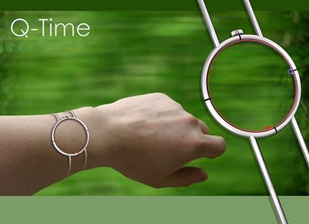 Q-Time - Часы 2154 года