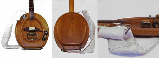The Toilet Guitar