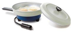 12-вольтовая сковородка для автомобиля