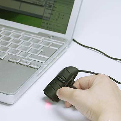 Мышка для пальца
