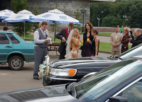 Свадьба : Чудненький наряд