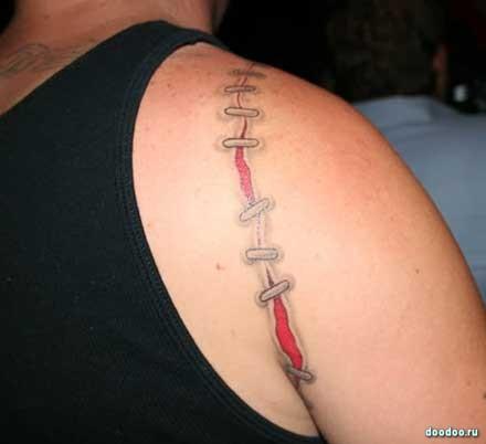 Татуировки