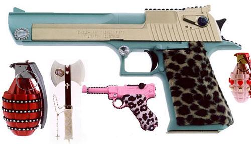 Женское оружие