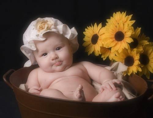 Дети : Красивые и прикольные фотографии