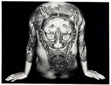 Татуировки Tatsumi Takuya