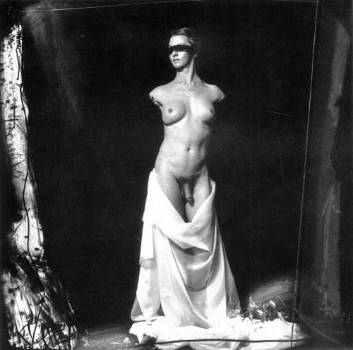 Joel-Peter Witkin : Мрачное творчество