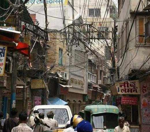 Телефонные линии Тайланда