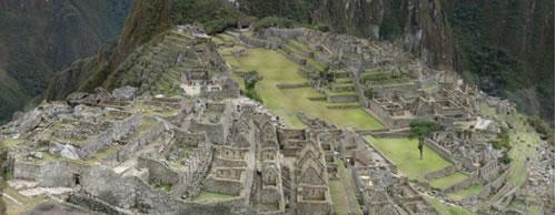 Мачу Пикчу - 1.500 мегапиксельное фото