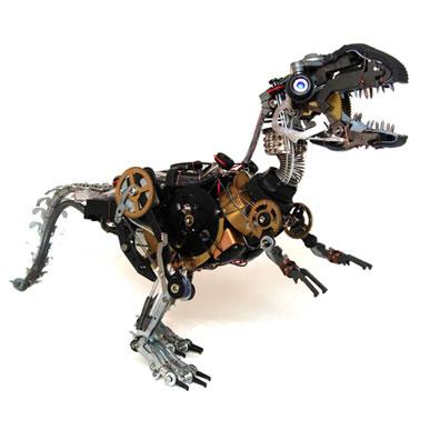 Прикольные роботы
