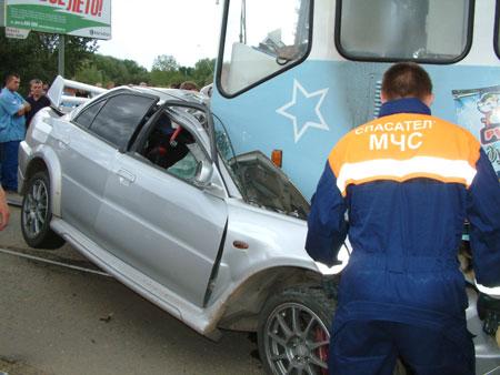 Казанские аварии