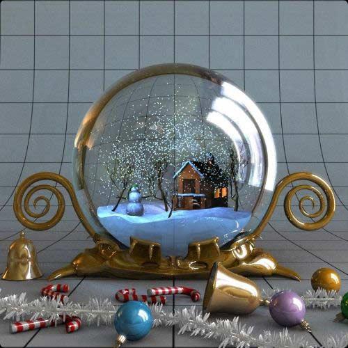 3D-сферы : Креативчик