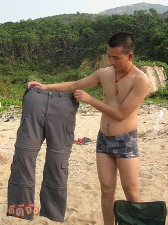 Спасательный круг из штанов