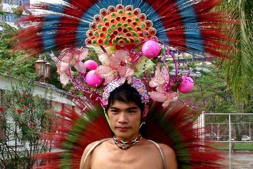 Парад презервативов в Бангкоке